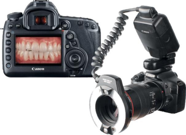 Зачем врач-стоматолог фотографирует пациентов?
